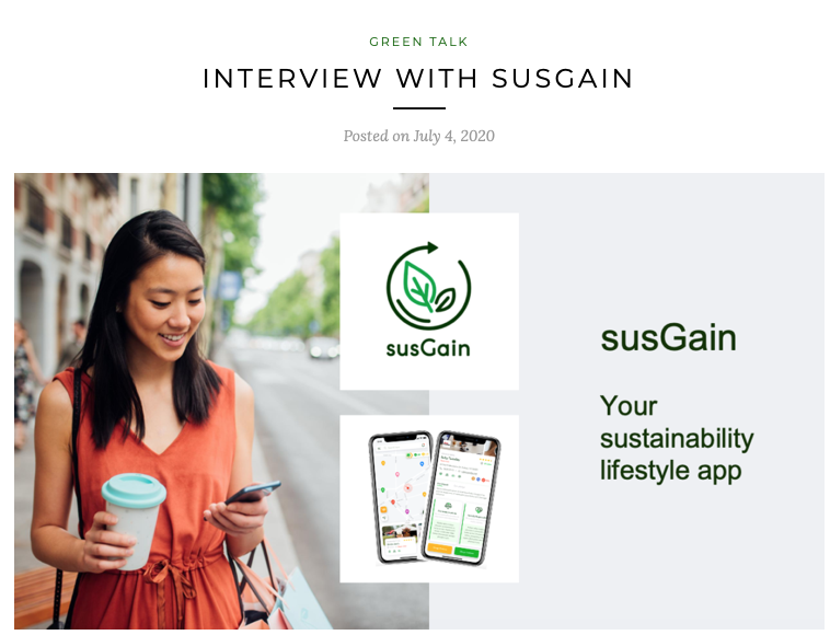 The Sustainability Project Interview