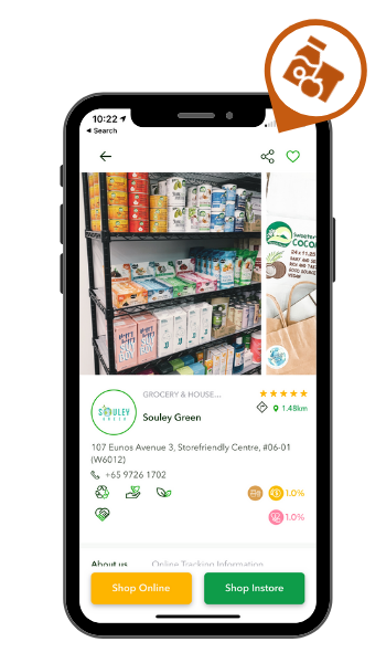 Eco-friendly brand Souley Green on susGain