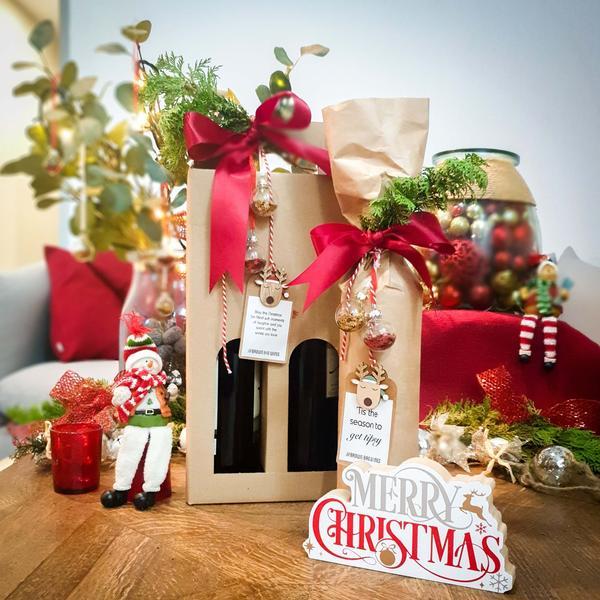 Sustainable Gift Idea Organic Wine