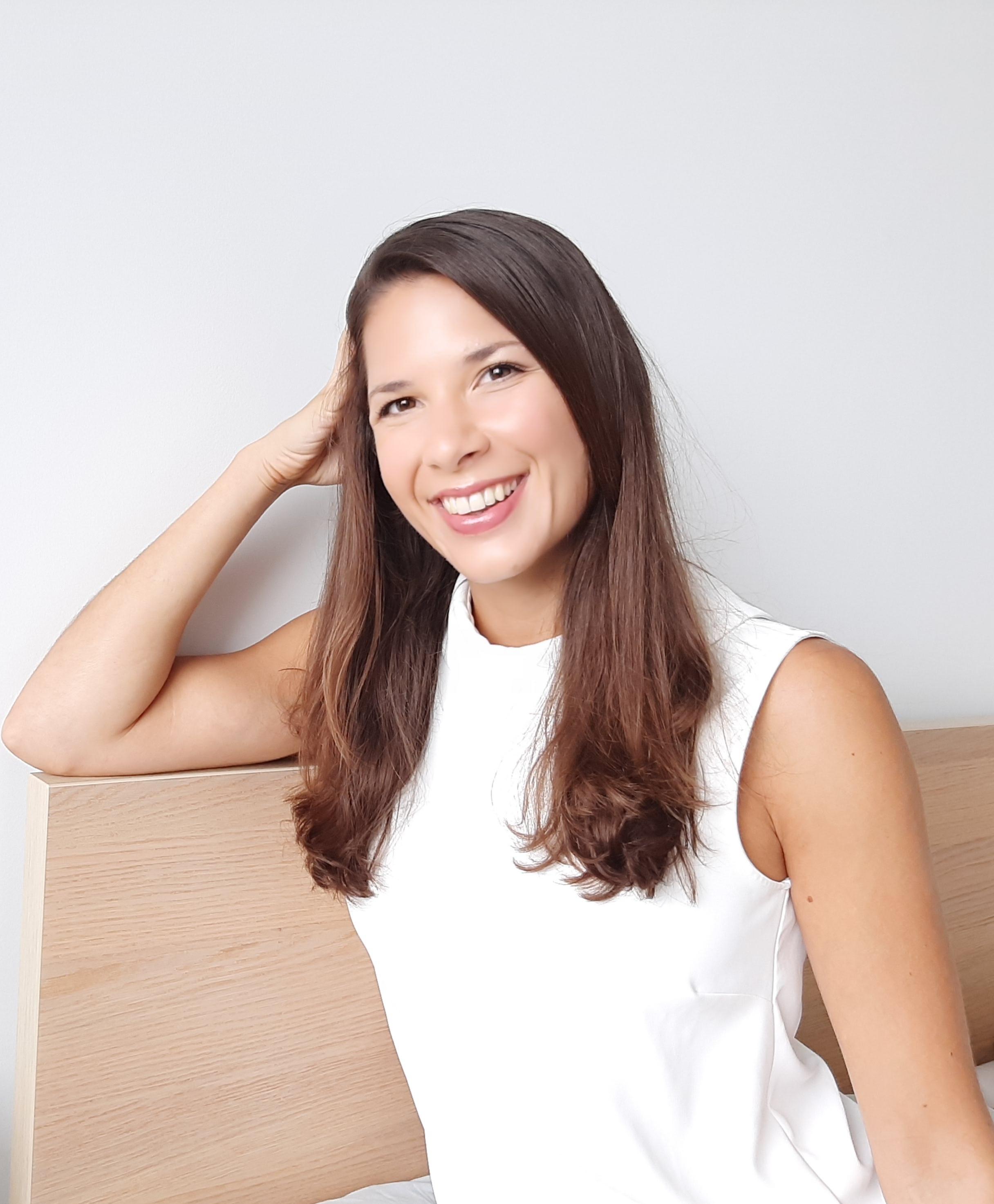 Marlene Johler from eco-friendly brand Nature Leaf