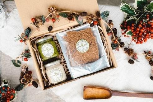 Sustainable Gift Idea Vegan Gift Box