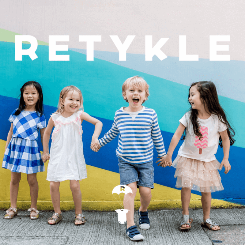 Sustainable gifts for kids Retycle